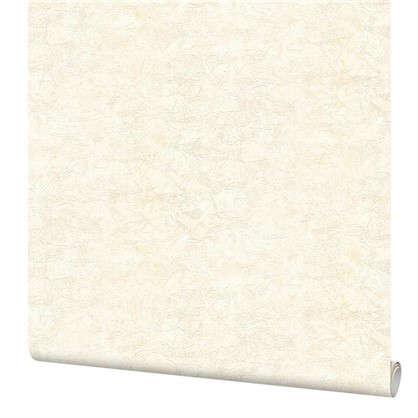 Обои Цветы 7346-12 на флизелиновой основе цвет белый 1.06х10 м