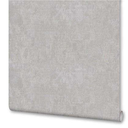 Обои Damaschi PI20352 флизелиновые цвет серый 1.06х10 м