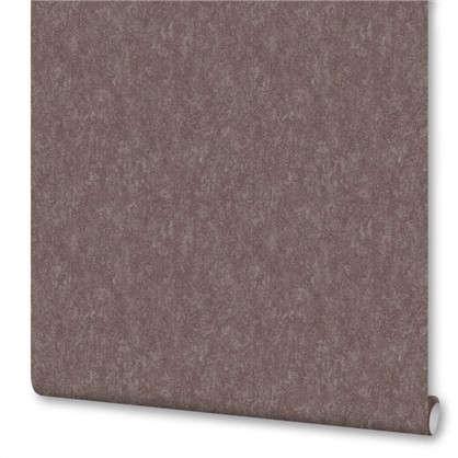 Обои ED1017-8 бумажные  цвет коричневый 0.53x10 м