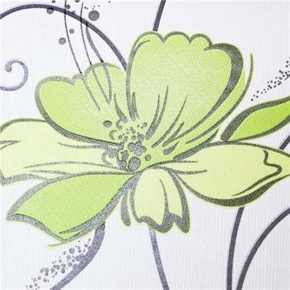 Обои флизелиновые 053х10 м цвет зеленый ПАN1002-17