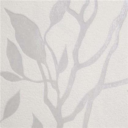 Обои флизелиновые 053х10 м ветки цвет серый PL51004-14