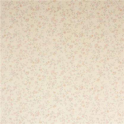 Обои флизелиновые Алисия 1.06х10 м цвет персиковый 0361/5