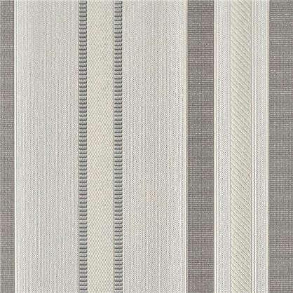 Обои флизелиновые Барон 1.06х10 см полоса цвет серый 0108-21