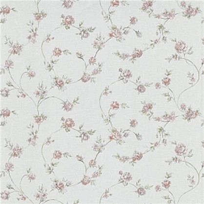 Обои флизелиновые Цветок 0.53х10 м цвет розовый ЭР 5824-05