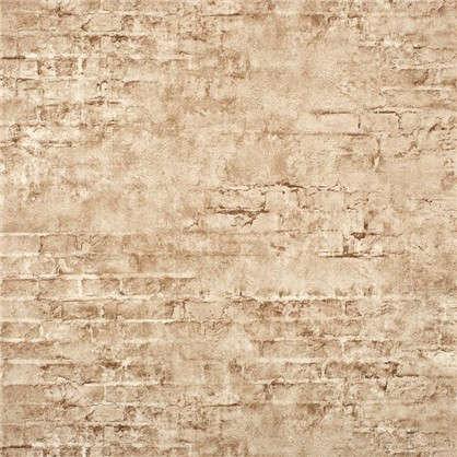 Обои флизелиновые для детской 1.06х10 м стена цвет коричневый Па 7407-86
