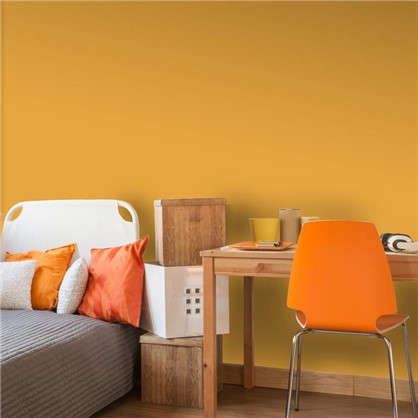 Обои флизелиновые Inspire 053х10м цвет желтый