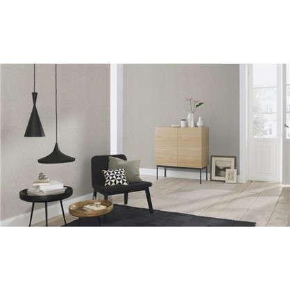 Обои флизелиновые Inspire Fabrik 1.06х10 м цвет серый 512335