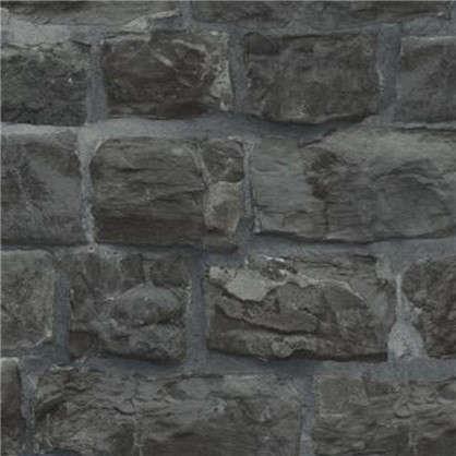 Обои флизелиновые Камни 1.06х10 м цвет серый ЭР 5264-15