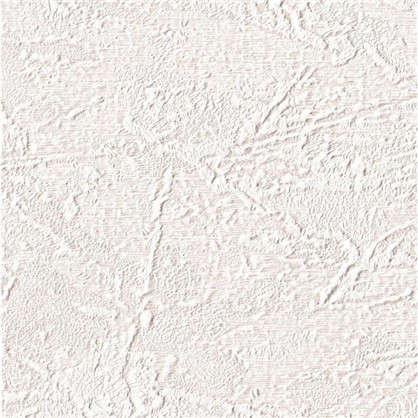 Обои флизелиновые Loft 1.06х10 м цвет белый ED 1094-00