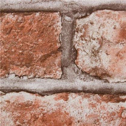 Обои флизелиновые Loft 1.06х10 м цвет оранжевый ED 1093-14
