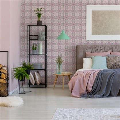 Обои флизелиновые Палитра PL71106-15 1.06x10 м цвет розовый