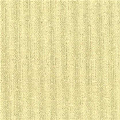Обои Фон флизелиновые цвет желтый 0.53х10 м