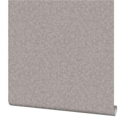 Обои Гамма E17521 виниловые на флизелиновой основе цвет серый 1.06x10 м