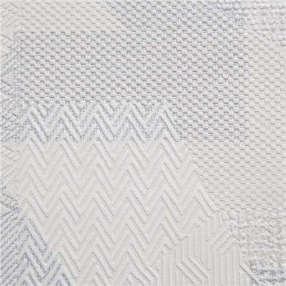 Обои Геометрия L11001-14 виниловые цвет серый 0.53х10 м