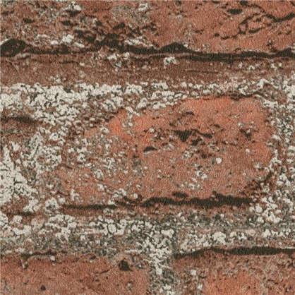 Обои Кирпичи флизелиновые цвет красный 0.53х10 м