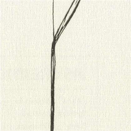 Обои Колос АС 356933 цвет белый 0.53х10 м