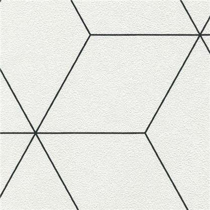 Обои Кубы RA 624304 на флизелиновой основе цвет серый 0.53х10.05 м