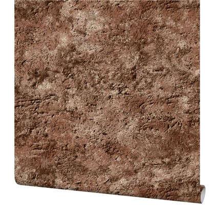 Обои Лофт 56904 виниловые на бумажной основе цвет коричневый 0.53x10 м