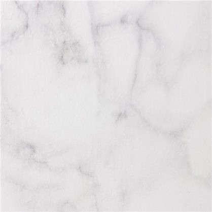 Обои Мрамор 0.53х10 м цвет серый АС 305821