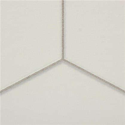 Обои на флизелиновой основе 0.53х10 м цвет белый 35-001-01