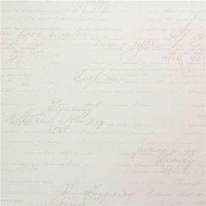 Обои на флизелиновой основе 0.53х10 м письмо цвет бежевый Ra 449549