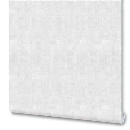 Обои на флизелиновой основе 1.06х10 м цвет белый Ин 168060-00