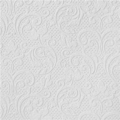 Обои на флизелиновой основе Ateliero Alessia 38325-01 1.06х10 м цвет белый