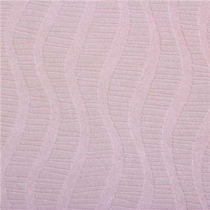 Обои на флизелиновой основе Ateliero Volna 38327-03 1.06х10 м цвет розовый