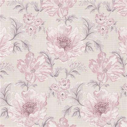 Обои на флизелиновой основе Цветы 1.06х10 м цвет серый Им 159046-27