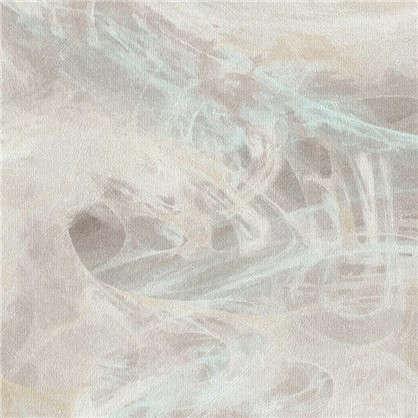 Обои на флизелиновой основе Дым 1.06х10.05 м цвет бирюзовый 4034-3