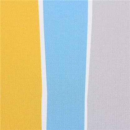 Обои на флизелиновой основе Disney Полосы 1.06x10 м цвет голубой