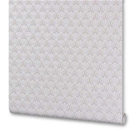 Обои на флизелиновой основе Malex Desing Классика фон 1.06x10.05 м цвет бежевый