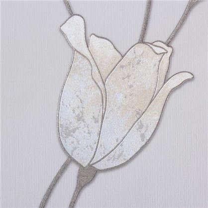 Обои на флизелиновой основе Malex Desing Лотос полотно 1.06x10.05 м цвет