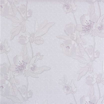 Обои на флизелиновой основе Malex Desing Вышивка 1.06x10.05 м цвет кремовый