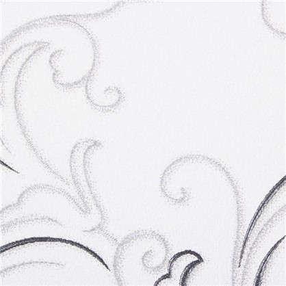 Обои на флизелиновой основе Ricciolo 1.06x10 м цвет белый с подбором рисунка
