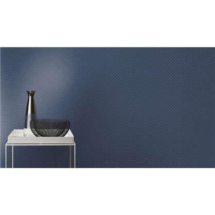 Обои на флизелиновой основе Узор 0.53х10 м цвет синий Ra 701753