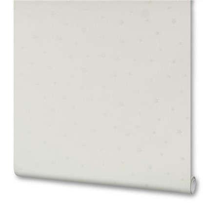 Обои на флизелиновой основе106х10м цвет белый 11-251-03