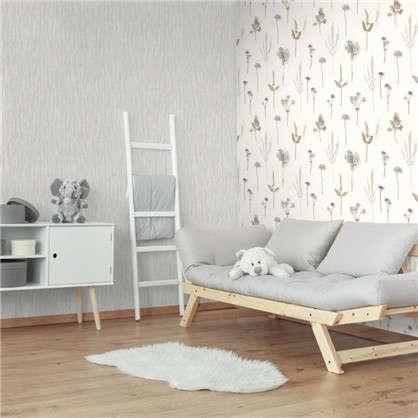 Обои Natural Forest 3301 виниловые на флизелиновой основе цвет серый 0.53x10.05 м