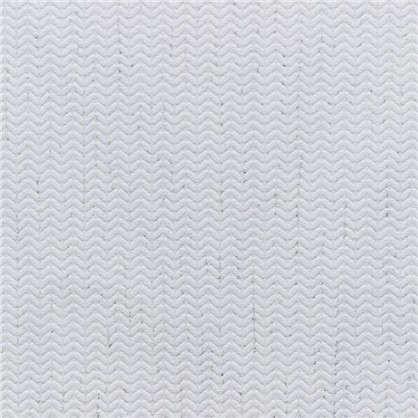 Обои однотонные АС30151-14 виниловые цвет белый 1.06х10 м