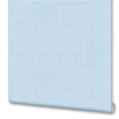 Обои Однотонные флизелиновые цвет голубой 0.53х10 м