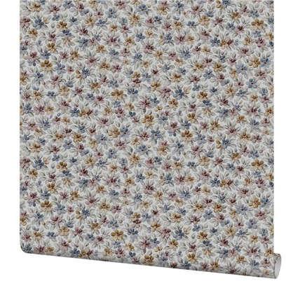 Обои Патриция Цветы ЭЛ29202 на бумажной основе 0.53х10 м