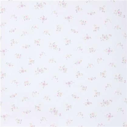 Обои Полосы 0.53х10 м цвет розовый ЭР 5827-05