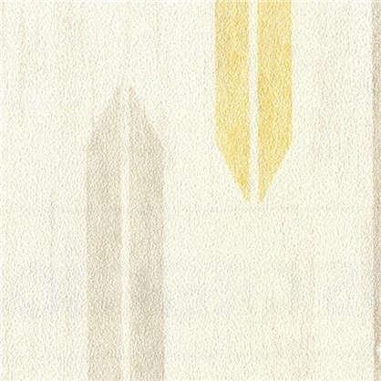 Обои Полоски АС351193 флизелиновые цвет бежевый 0.53х10 м