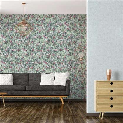 Обои Rosalin 1159-09 флизелиновые цвет зеленый 1.06х10 м