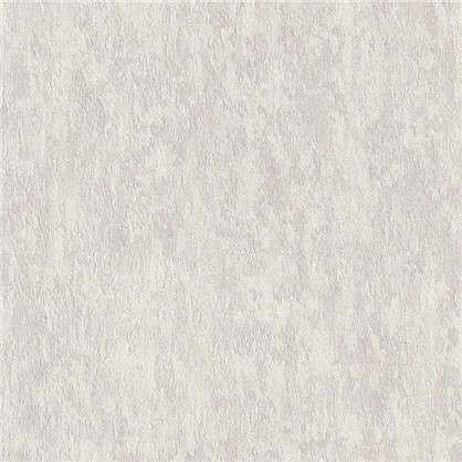 Обои Шенил 4 на флизелиновой основе цвет белый 1.06х10 м