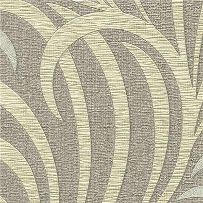 Обои Трава 943207 на флизелиновой основе цвет серый 1.06х10 м
