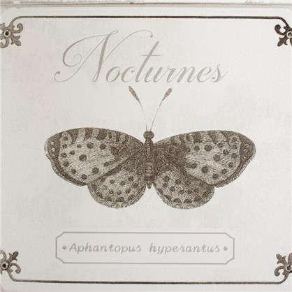 Обои виниловые Бабочки 0.53х10 м цвет бежевый Ra 306514