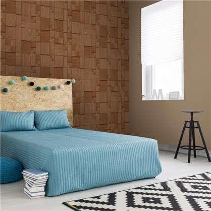 Обои Wood 984058 виниловые на флизелиновой основе цвет коричневый 1.06x10 м