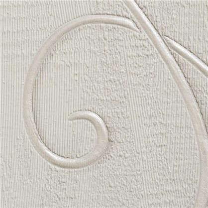 Обои Завиток 71078-14 на флизелиновой основе цвет серый 1.06х10 м