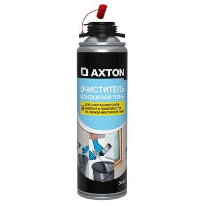 Купить Очиститель монтажной пены Axton 0.5 л дешевле